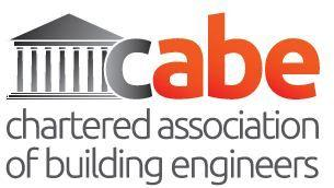 CABE Chartered Association of Building Engineers Logo