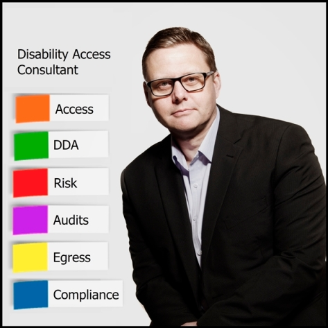 Lee Wilson Disability Access Consultant