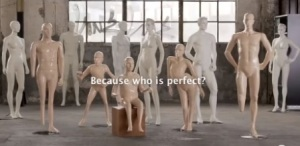 Because who is perfect, mannequins with disabilities