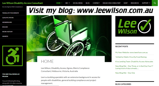 "Screen image of website, with words ""visit my blog"""