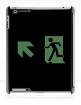 Running Man Exit Sign Apple iPad Tablet Case 88