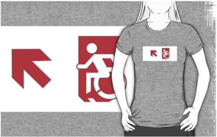 Accessible Means of Adult t-shirt 160