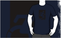 Accessible Means of Egress Icon Adult t-shirt 60