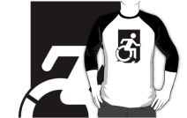 Accessible Means of Egress Icon Adult t-shirt 97