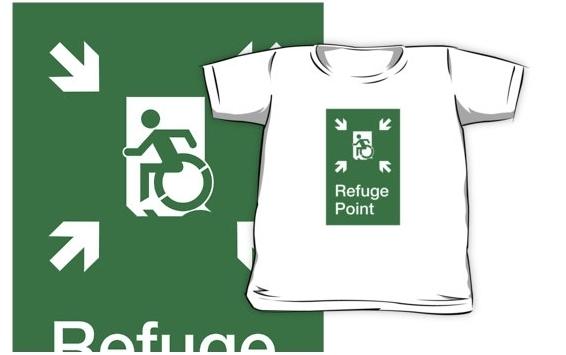 Refuge Area Merchandise Disability Access Consultants