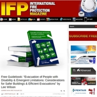 IFP Magazine May 2015 Lee Wilson Free Disability Evacuation Guidebook Feature Article