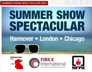 IFP Summer Show Spectactular June 2015