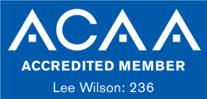 ACAA Membership Logo Accredited 236 Lee Wilson